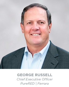 George Russell - Chief Executive Officer - PureRED | Ferrara