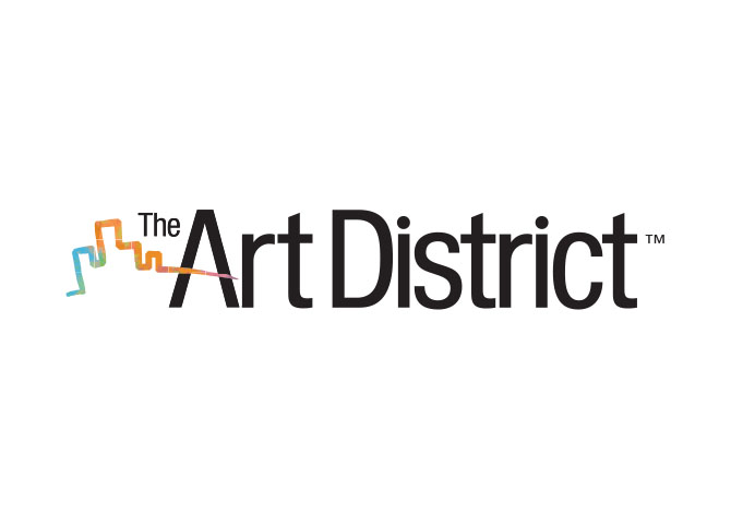 The Art District Logo