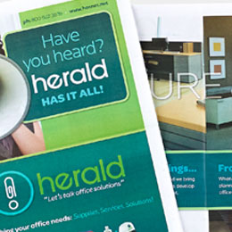Herald Office
