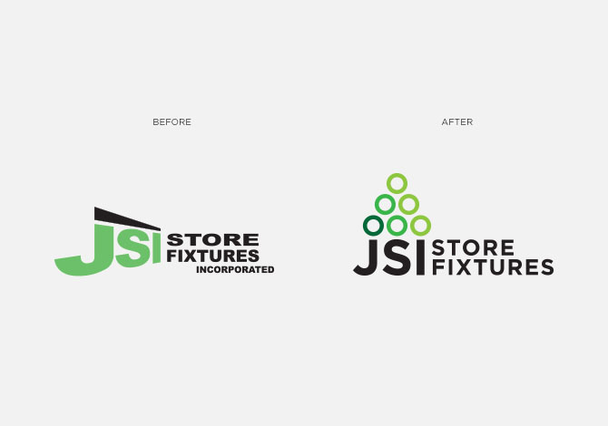JSI Logos before and after