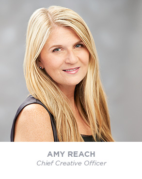 Amy Reach - Chief Creative Officer