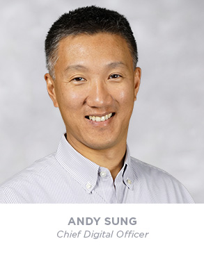 Andy Sung - Chief Digital Officer